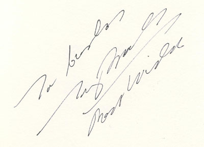 autograph Tony Brooks_1