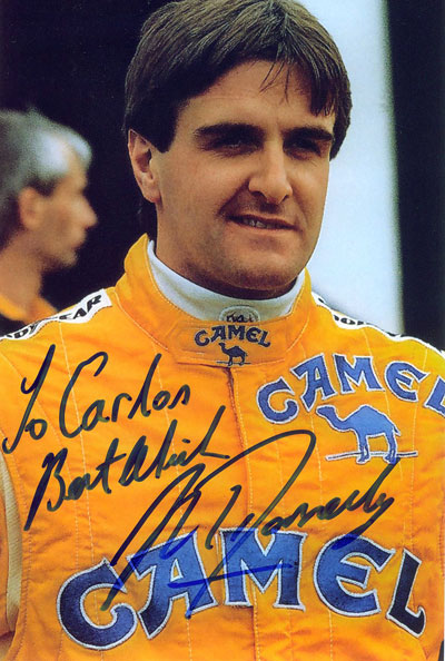 autograph MARTIN DONNELLY_1
