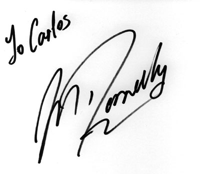 autograph MARTIN DONNELLY_3