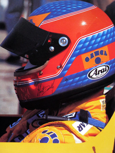 autograph MARTIN DONNELLY_7