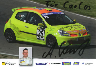 autograph Andreas Kast_1