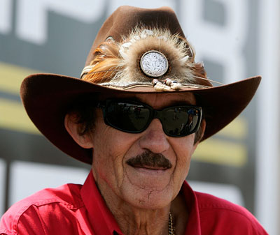 autograph Richard Petty_7