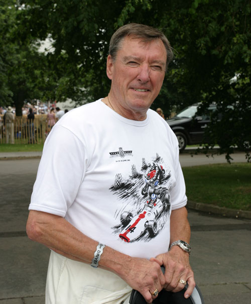 autograph JOHNNY RUTHERFORD_8