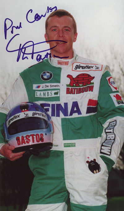 autograph THIERRY TASSIN_3
