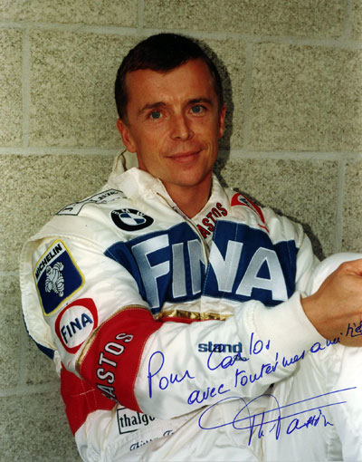 autograph THIERRY TASSIN_5
