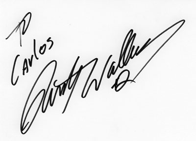 autograph RUSTY WALLACE_6