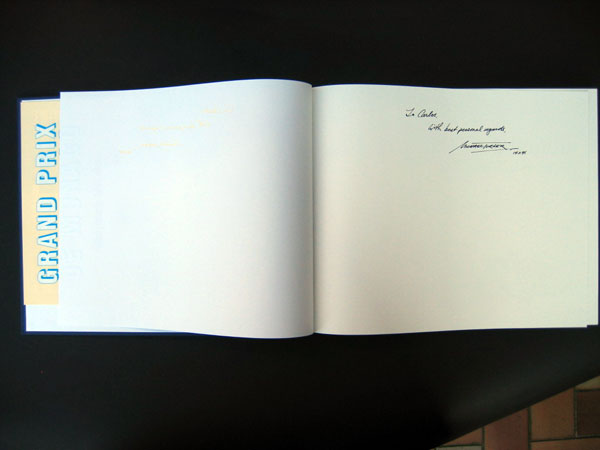 signed book 19