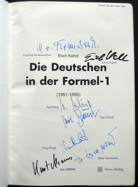 signed book 20
