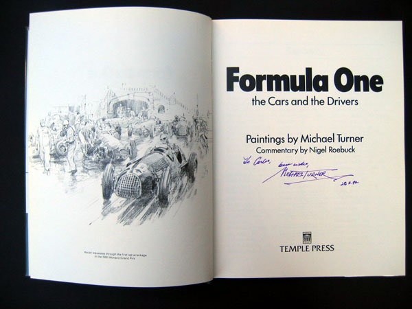 signed book 21