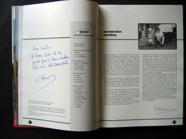 signed book 46