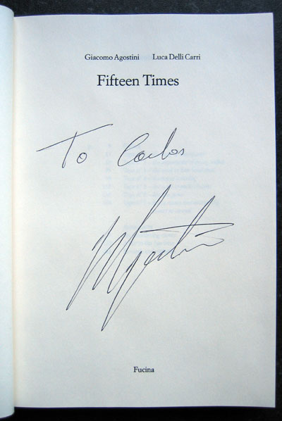 signed book 50