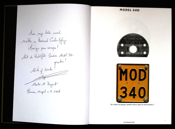 signed book 52