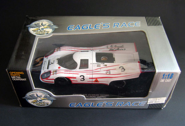 Diecast model Eagle's Race Porsche 917 Daytona 1970