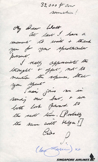 letter Sir Stirling Moss 11