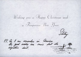 letter Sir Stirling Moss 9