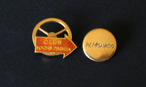 Club Mille Miglia lapel pin-4